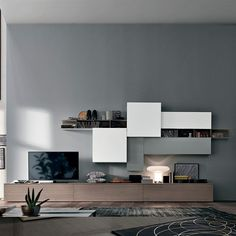 61 Ideas For Living Room Tv Wall Design Television Living Room Wall Units, Ikea Living Room, Living Room Designs, Living Room Furniture, Tv Furniture, Leather Furniture, Furniture Online, Furniture Stores, Cheap Furniture