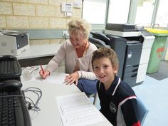 Parent help is appreciated by our staff and students at Secret Harbour Primary School