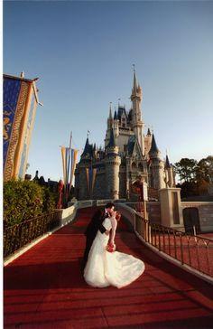 Walt Disney World Wedding: Autumn + Trey | Magical Day Weddings | A Wedding Atlas Fan Site for Disney Weddings