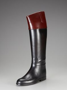 aigle | black wellingtons - had a pair of these that I completely ...