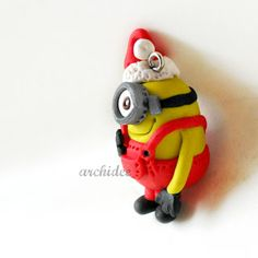 MINION MANIA | POLYMER CLAY MINION TUTORIALS | CATTIVISSIMO ME | DESPICABLE ME