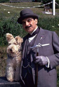 Image result for poirot bobby the dog