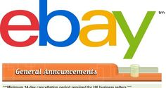 14 Day Return Policy Compulsory for Business Sellers on eBay UK