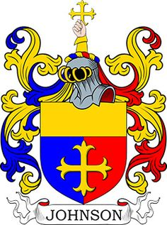 Johnson Coat of Arms