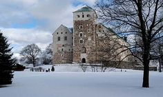 Turku is the oldest city in Finland and the country's former capital. Description from theguardian.com. I searched for this on bing.com/images