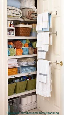 Organizing Quotes -  tips, strategies, suggestions and stories on #organizing your home, office and life. You can much on our website: http://LessonsFromOrganizing.com . Also daily information can be found by LIKING us on Facebook at: http://Facebook.com/LessonsFromOrganizing, and join us on Twitter @lforganizing