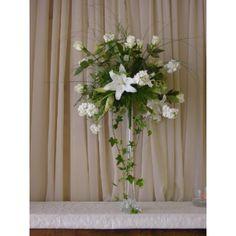 eiffel tower vases flower arrangements | Home > Floral Arrangements > Others > Centerpieces >