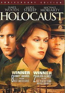 Holocaust tv series - one of Meryll Streep's first few acting stints.  Followed this then - love her!