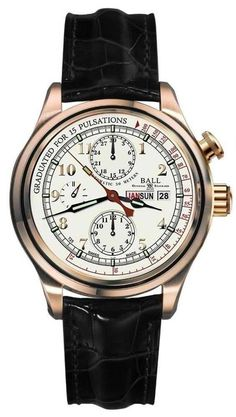@ballwatchco  Doctors Chronograph Limited Edition #bezel-fixed #bracelet-strap-alligator #brand-ball-watch-company #case-material-pink-rose-gold #case-width-43mm #chronograph-yes #clasp-type-tang-buckle #date-yes #day-yes #delivery-timescale-1-2-weeks #dial-colour-white #gender-mens #limited-edition-yes #luxury #movement-automatic #official-stockist-for-ball-watch-company-watches #packaging-ball-watch-company-watch-packaging #style-sports #subcat-trainmaster #supplier-model-no-cm1032d-p...