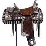 Enjoy a celebration of the design, style and grace of the western saddle at the American Quarter Horse Hall of Fame & Museum.