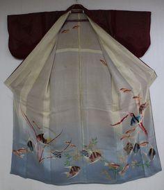 銀座のアンティーク着物店 Wingのブログです。 新着情報や季節のコーディネートなど、毎日更新しています!