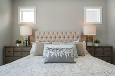 Decor, Master Bedroom, Bed, Furniture, Home Decor, Home Staging