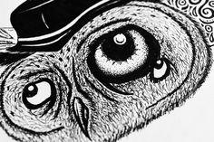la mirada con intención Tattoos, Animals, Illustrations, Drawings, Tatuajes, Animales, Animaux, Tattoo, Animal