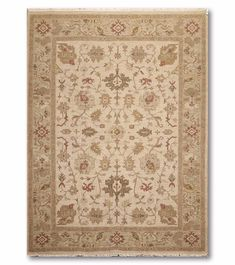 6' x 9' New Nourison Nourmak Hand knotted 100% Wool Persian Oriental Area Rug  #Nourison #TraditionalPersianOriental