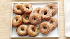 Have a serious craving for fritters, crullers, cake donuts, fried donuts, or donut holes? Homemade donuts are easier to make than you think—you probably have all of the donut ingredients on hand already, from sweet vanilla to powdered sugar and your favorite assortment of sprinkles.