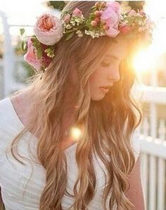 Inspiration hair&flowers 2016