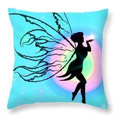 """True Love Magic v5 Throw Pillow 14"""" x 14"""""""