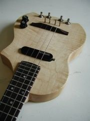 4-string electric mandolin