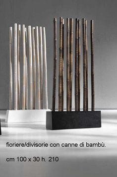 fioriere divisori con canne di bambù.jpg (657×994)