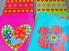 Agatha Ruiz de la Prada A4 notebooks | Flickr - Photo Sharing!