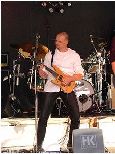 Christopher Thomas Gitarrist & Dipl. Musikpädagoge