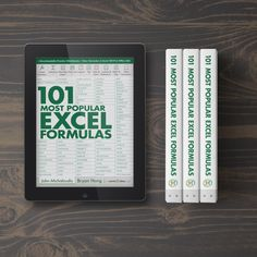 101 Most Popular Excel Formulas[Free ebook] Excel Cheat Sheet, Cheat Sheets, Statistics Math, Microsoft Excel Formulas, Excel For Beginners, Hacking Websites, Excel Hacks, Pivot Table, How To Motivate Employees