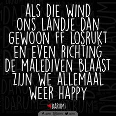 15.8K vind-ik-leuks, 322 reacties - #DARUM! (@darumnl) op Instagram: 'Dan hoor je mij niet meer klagen! #darum #storm #goedemorgen'