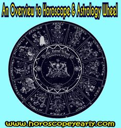 An Overview to Horoscope and Astrology Wheel - Astrology is not only influenced by hereditary factors and the environment. It is also by state of our solar system at the moment of birth. The planets in our solar system are regarded as basic life-forces and the tools we live by. Forces between planets take on different forms which depend on their astrological position and on the way they relate to one another. READ MORE: http://www.horoscopeyearly.com/daily-horoscope-free/