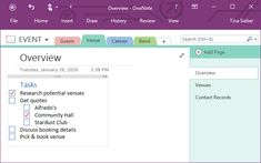 organize recipes with microsoft onenote recipe book review free