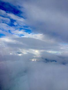 Sobrevolando el cielo de Bilbao