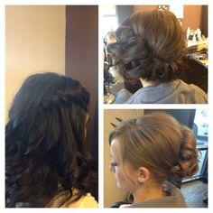 Prom Hair Ideas :)