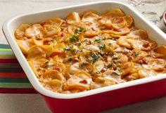 Salsa Potato Casserole