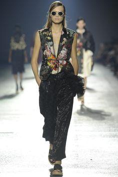 Dries Van Noten Spring 2014 | Paris fashion week