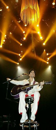 Acoustic guitar love ●Prince