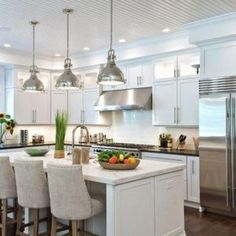 Pictures Of Hanging Kitchen Lights