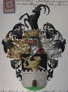 Wappen Stary 1917