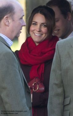 William and Kate Attend Christmas Day Service in Berkshire. December 25, 2012