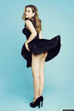 GREAT photos from Alicia Silverstone's Bullett magazine shoot!!