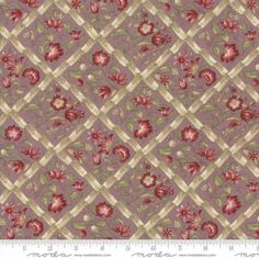 Jardin de Versailles - Dahlia in Lavender by French General for Moda - 14418 Layer Cake Quilts, French General, Shops, Pearl Rose, Cotton Quilting Fabric, Coordinating Fabrics, Gorgeous Fabrics, Dahlia, Lavender