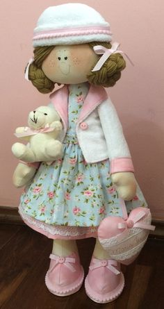 Boneca Maria Fernanda
