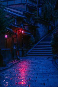 Aesthetic Japan, Neon Aesthetic, Night Aesthetic, City Wallpaper, Anime Scenery Wallpaper, Wallpaper Backgrounds, Aesthetic Backgrounds, Aesthetic Wallpapers, Night Photography