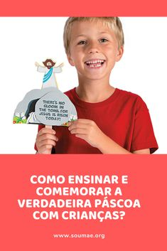 Várias dicas de como ensinar e comemorar a verdadeira Páscoa com seus filhos!  #pascoa #atividadesinfantis #atividadesdepascoa #filhos #maternidade #educacaoinfantil Jesus Is Risen, Movie Posters, Children's Books, Infant Activities, Teaching, Early Education, Sons, Tips, Film Poster