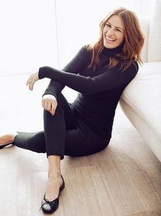 Julia Roberts for Madame Figaro France November 2016. Photo by Alexi Lubomirski for Lancôme