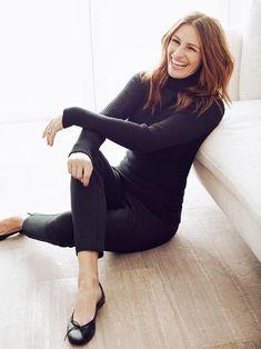 Julia Roberts for Madame Figaro France November 2016. Photo by Alexi Lubomirski for Lancôme