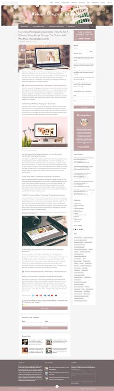 #webdesign #design #wedding #tipps