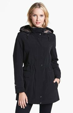 Gallery Anorak with Detachable Hood & Liner (Regular & Petite) (Online Only) available at #Nordstrom