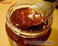 Φέτος έφτιαξα πρώτη φορά μαρμελάδα σταφύλι και μας άρεσε πολύ. Αφού δεν βρήκα κάποια παρόμοια συνταγή στο site, είπα να τη μοιραστώ μαζί σας! Cooking Jam, Sweet Recipes, Jelly, Dips, Pudding, Favorite Recipes, Sweets, Homemade, Chocolate