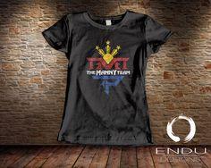 HUNGER GAMES Peeta in Stone Seal T Shirt  Official  Womens Skinny  M L XL