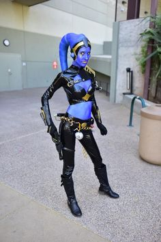 Twi'lek (Star Wars) at Phoenix Comic Con 2015