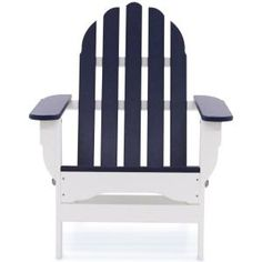 Hampton Bay Laurel Oaks Brown Steel Outdoor Patio Chaise Lounge with Sunbrella Beige Tan Cushions-H102-01574700 - The Home Depot Backyard Chairs, Outdoor Chairs, Plastic Lumber, Patio Chaise Lounge, Plastic Adirondack Chairs, Blue Cushions, Weathered Wood, Barbecue, Royal Blue